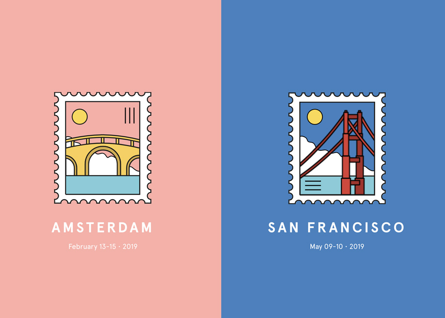 Awwwards Conferences 2019: Amsterdam & San Francisco