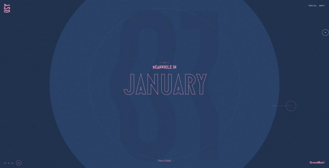 UnProductive Social Year — by GrandBain