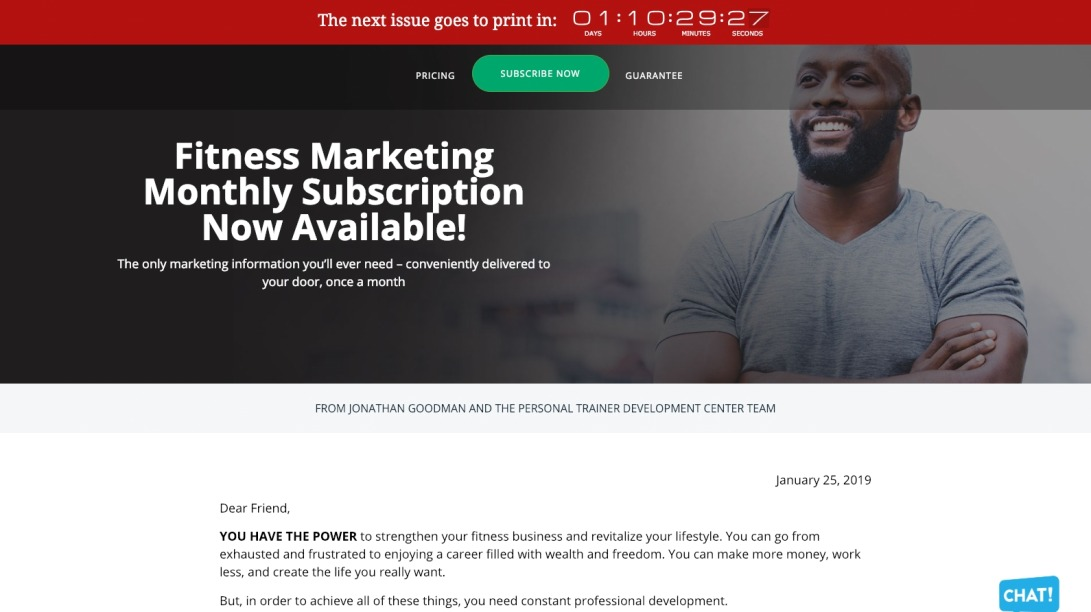 Fitness Marketing Monthly | The PTDC