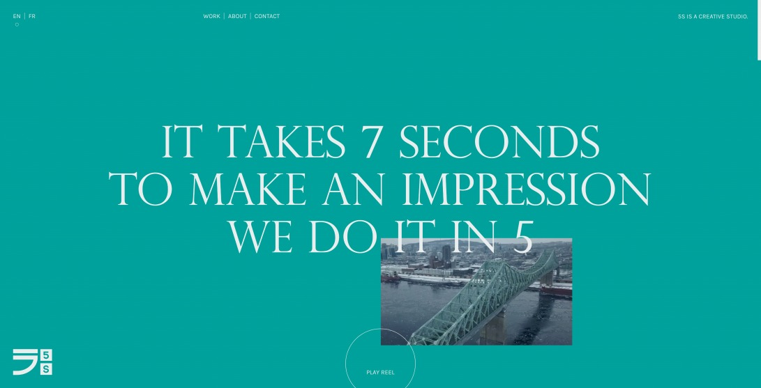 Homepage | 5S