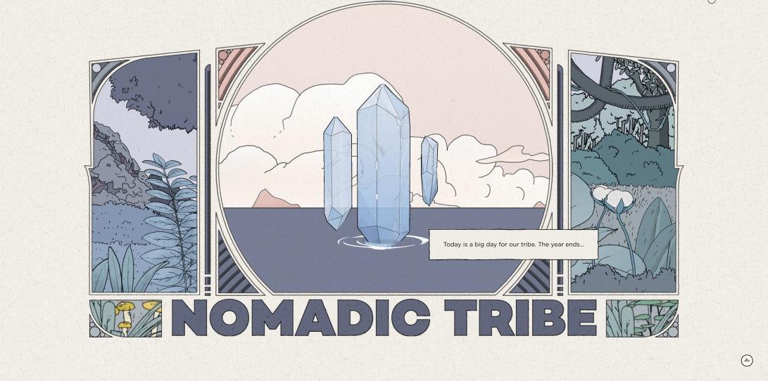 Nomadic Tribe — makemepulse