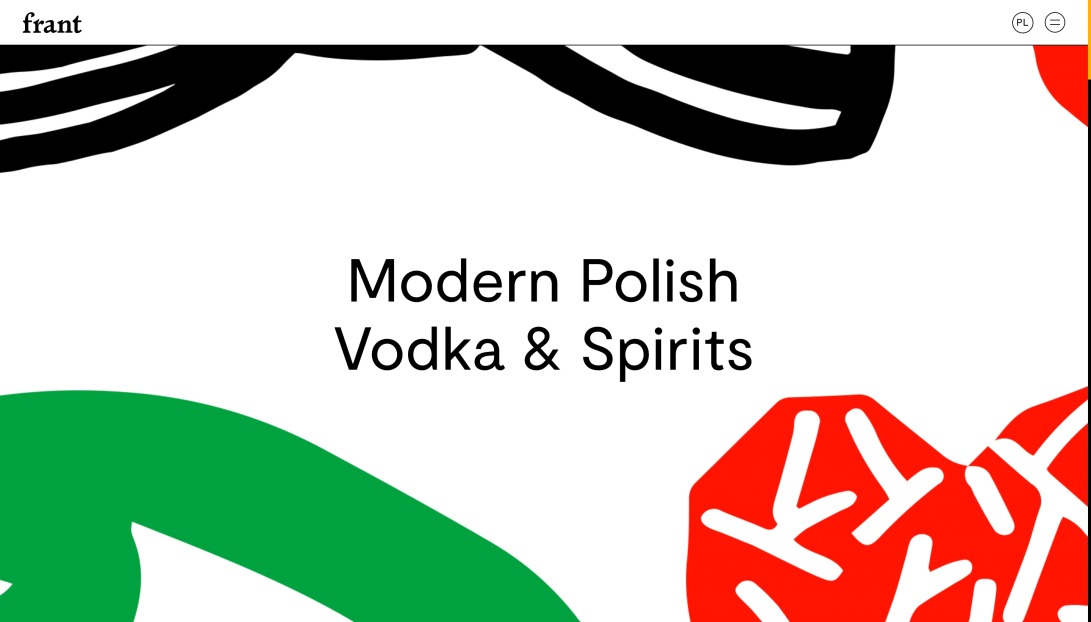 frant | Modern Polish Vodka & Spirits