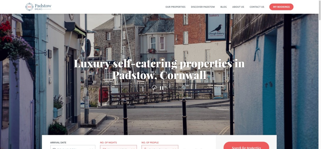 Luxury apartments & cottages in Padstow, Cornwall