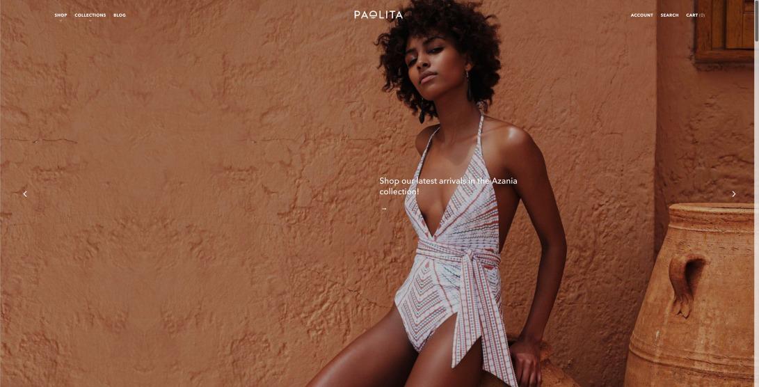 Paolita - British Designer Swimwear, Resort Wear & Bikinis Brand | Official Store