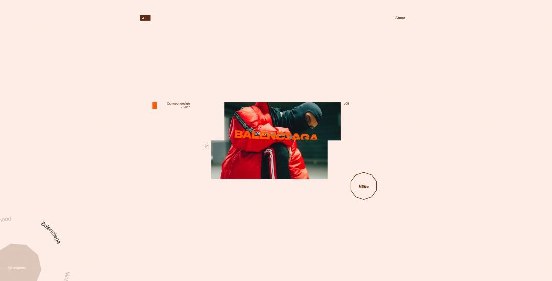 Adrien Laurent — Interactive designer & HETIC student