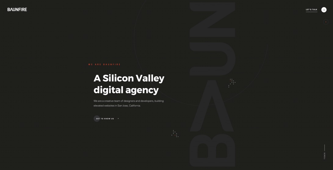 Baunfire | Digital Agency in Silicon Valley | Web Design, Creative, Brand Strategy