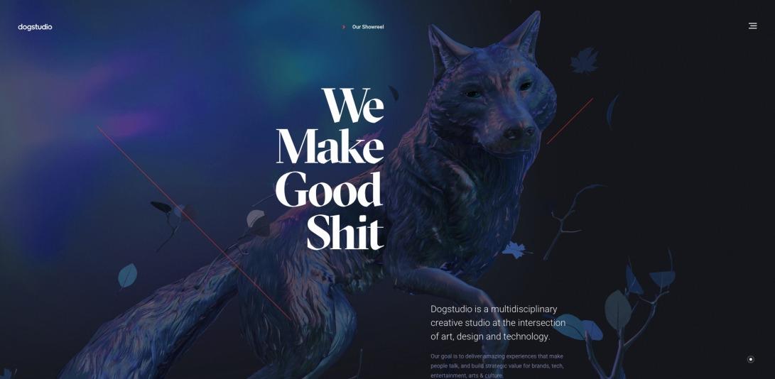 Dogstudio. Multidisciplinary Creative Studio.