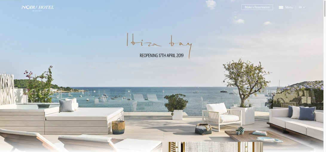 Luxury Resort Talamanca Bay Ibiza | Nobu Hotel Ibiza Bay