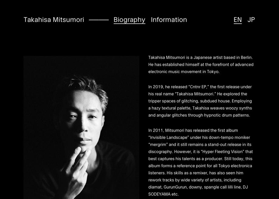 Tkahisa Mitsumori biography information