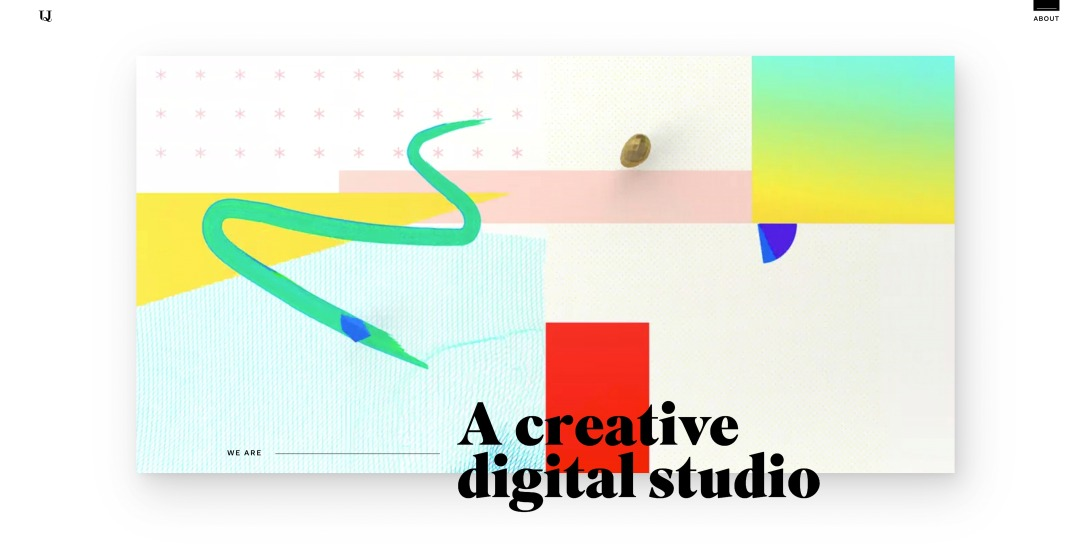 Upperquad  |  A creative digital studio in San Francisco