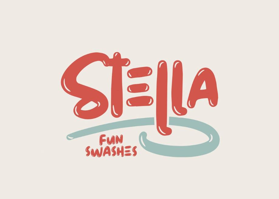 Stella Display Font