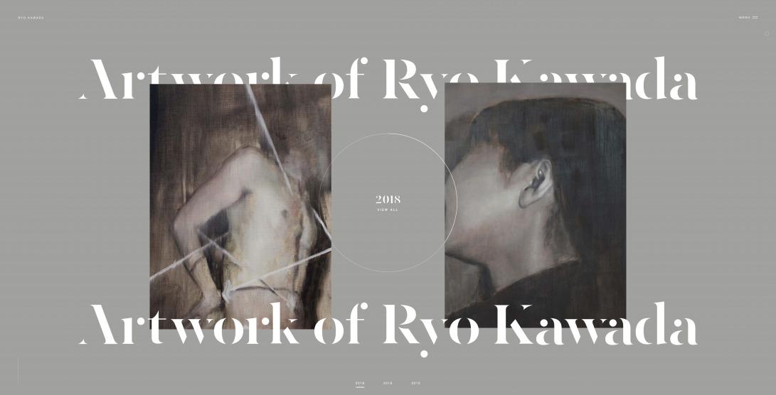 Ryo Kawada - Artist / Painter