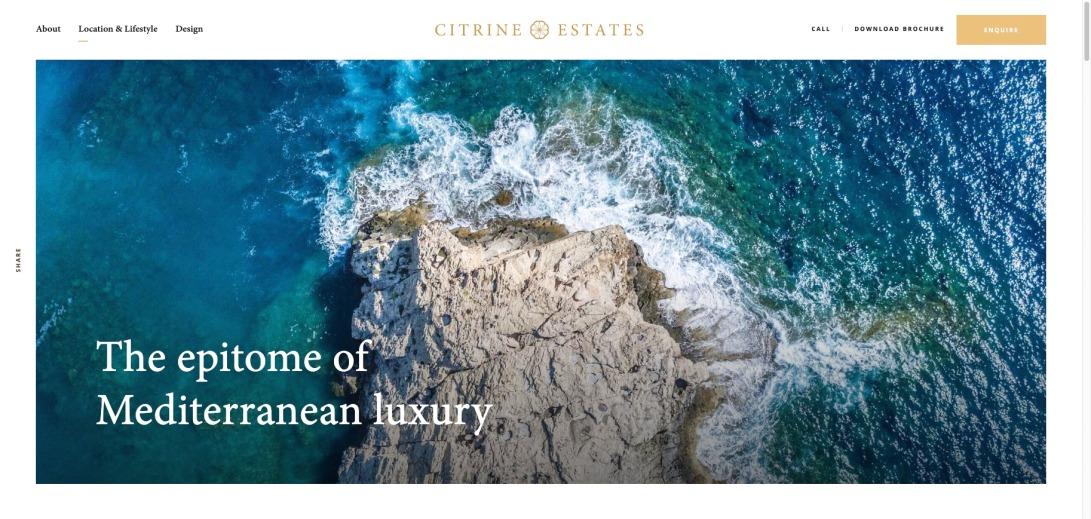 Location & Lifestyle | Citrine Estates