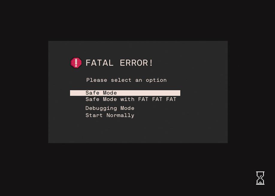404 error page - FAT FAT FAT festival