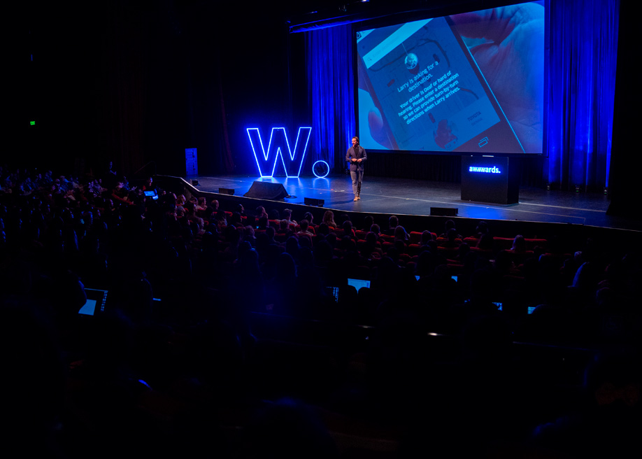 Watch and discover the Awwwards Conference experience: San Francisco