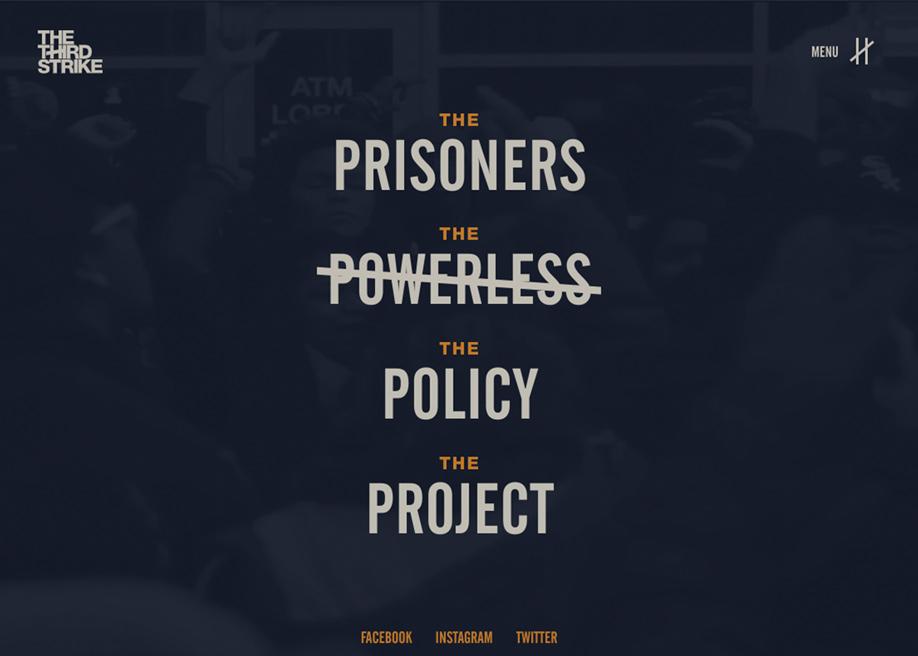 Overlay menu -  Third Strike Campaign