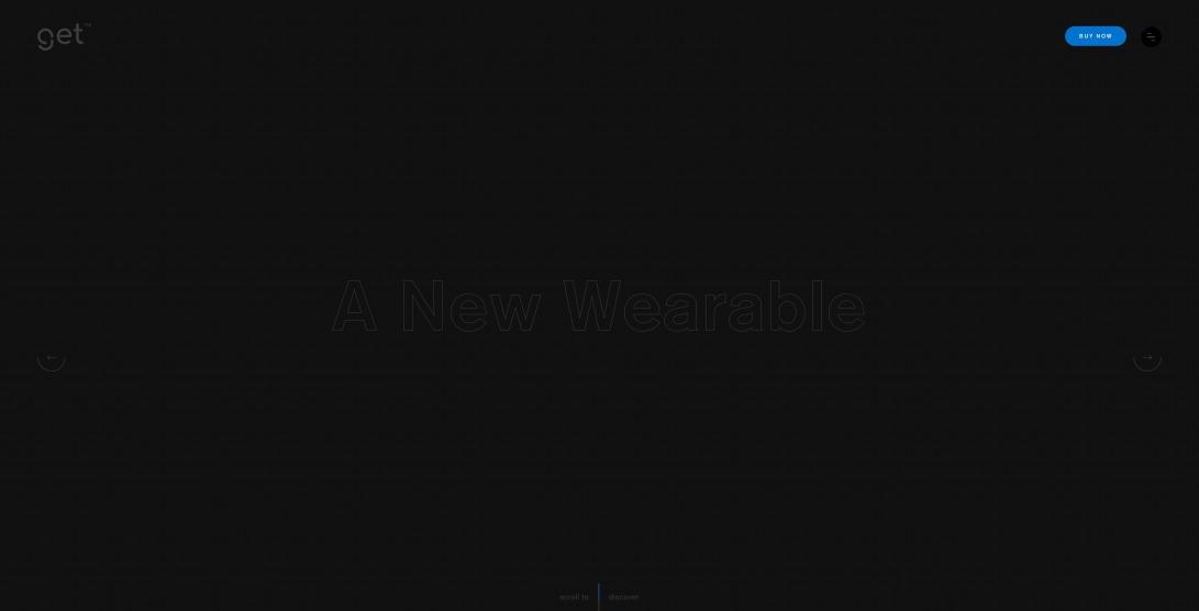 Get – High-tech bone conduction wearable