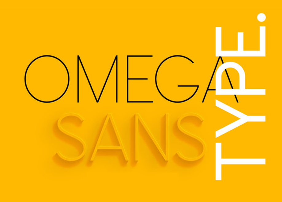 Omega Sans