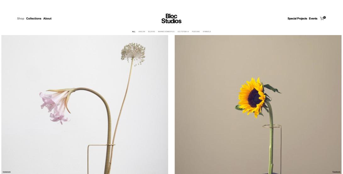 Shop — Bloc studios