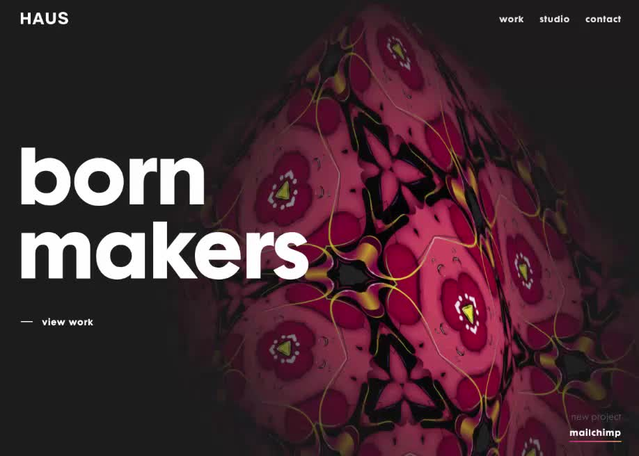 30 Experimental WebGL Websites which will make you want to