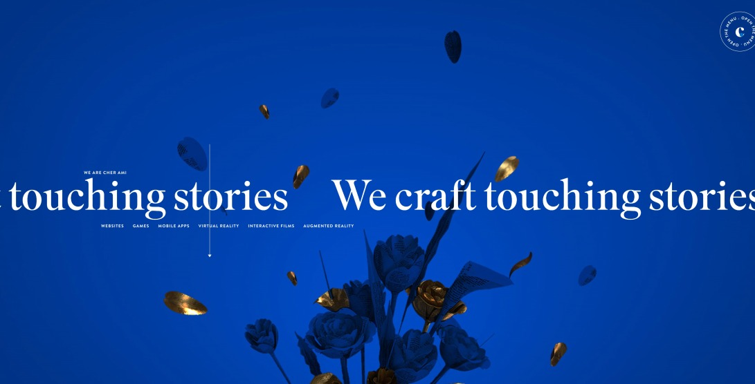 Cher Ami - We craft touching stories