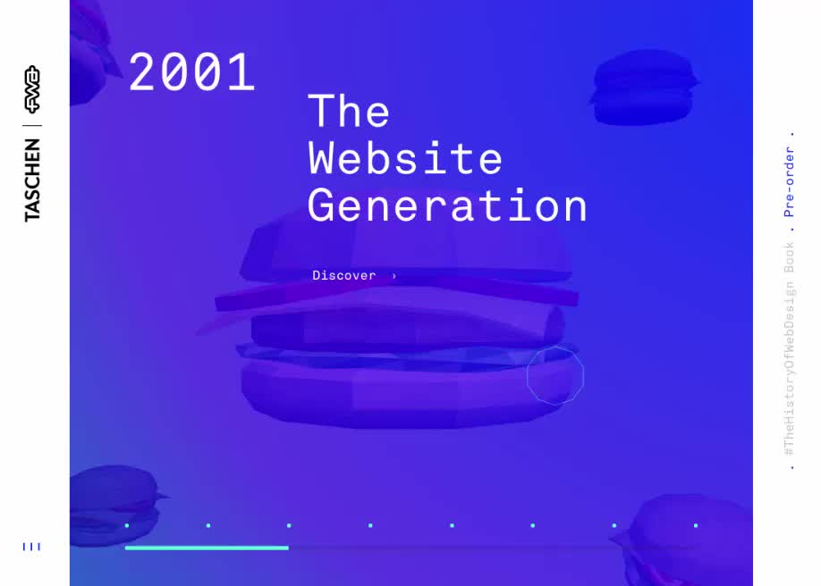 30 Experimental WebGL Websites which will make you want to sit in a