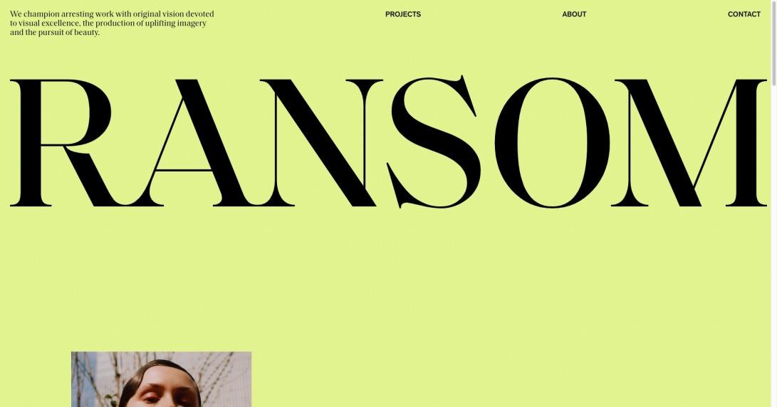 Homepage — Ransom Ltd