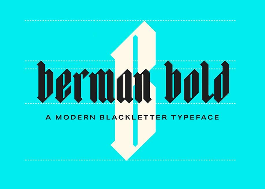 Berman Bold