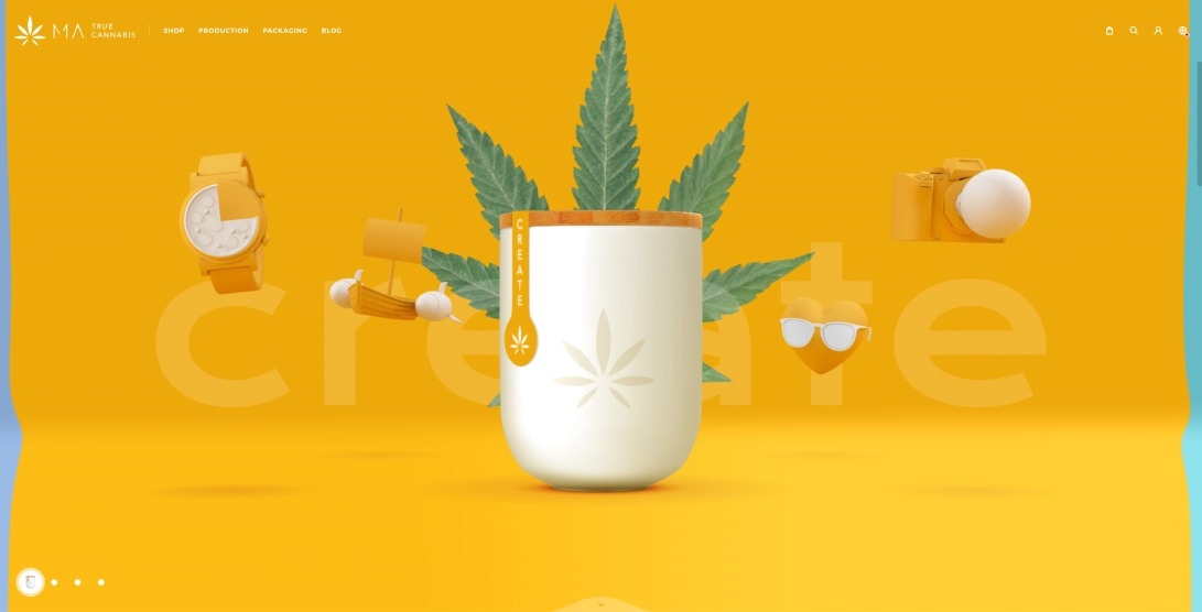 MA True Cannabis: CBD Inflorescence & Pre-Rolled Joints