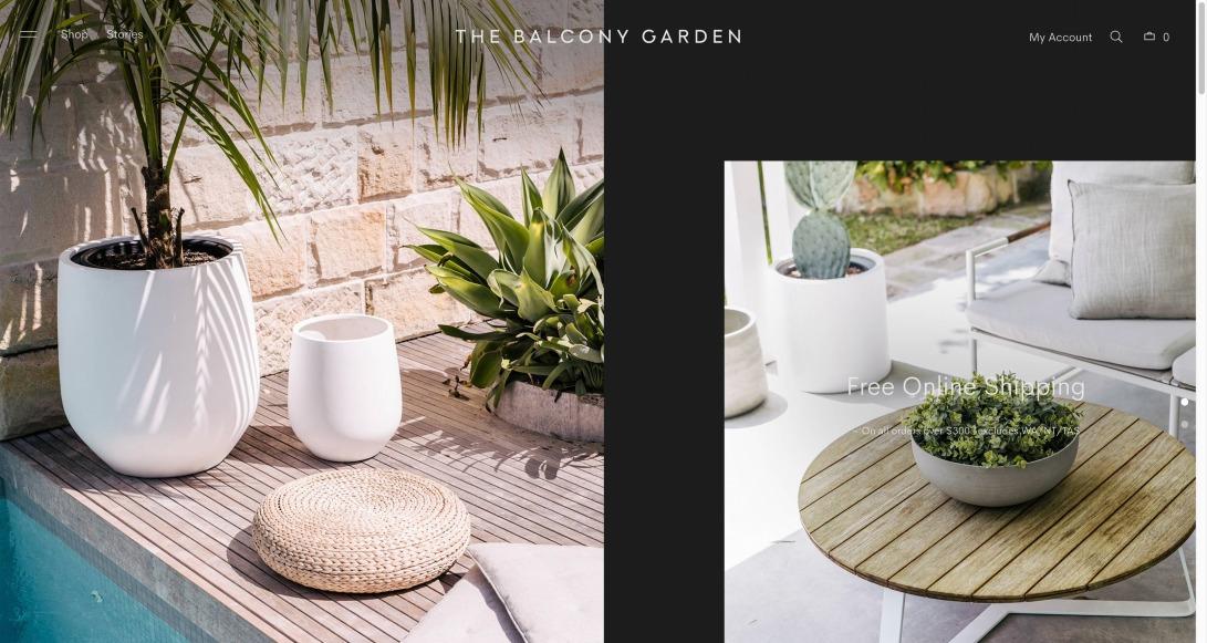 Garden Pots Sydney | Outdoor Pots, Designer Pots - The Balcony Garden