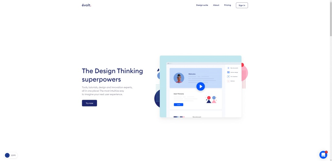 évolt | Homepage