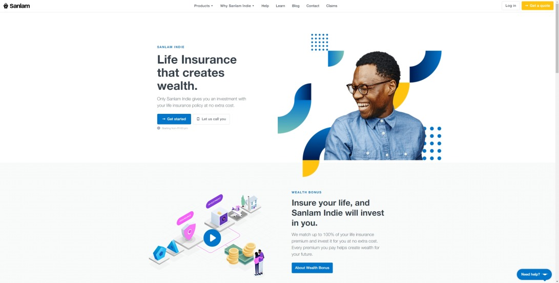 Life Insurance that creates wealth.