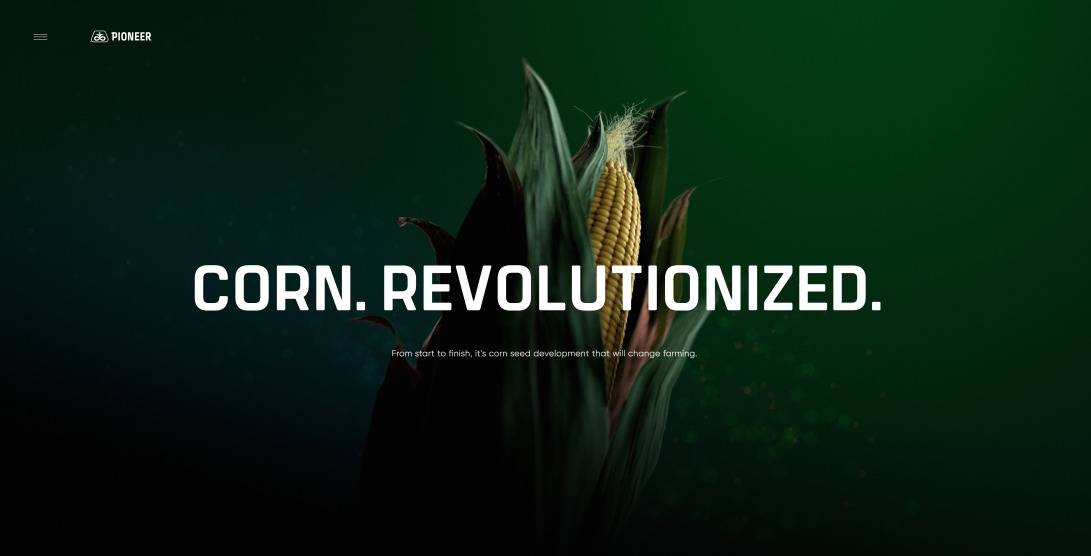 Pioneer – Corn. Revolutionized.