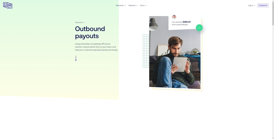 Outbound Payouts