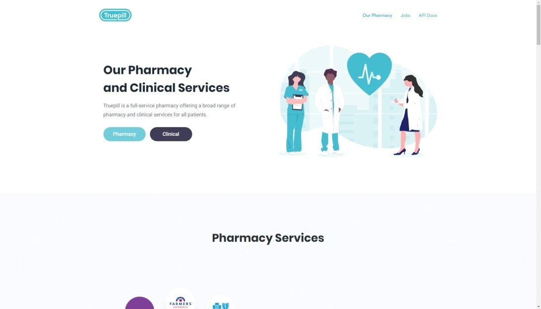 Our Pharmacy - Truepill   Truepill Pharmacy