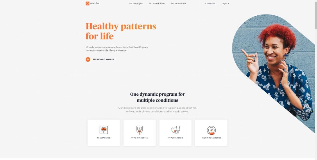 Digital Therapeutics for Chronic Disease   Omada Health