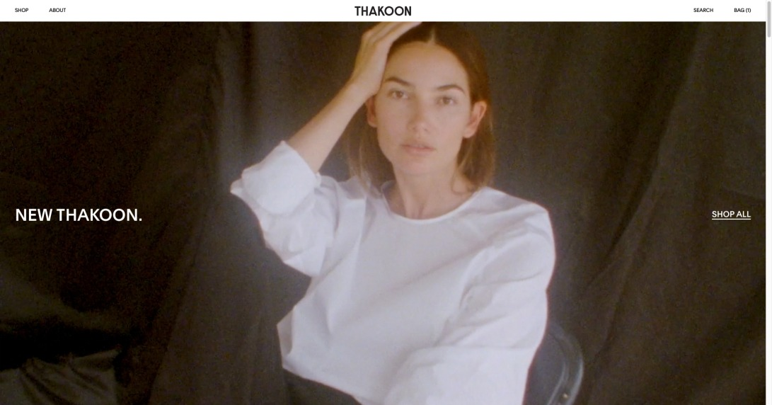 THAKOON | Official Store