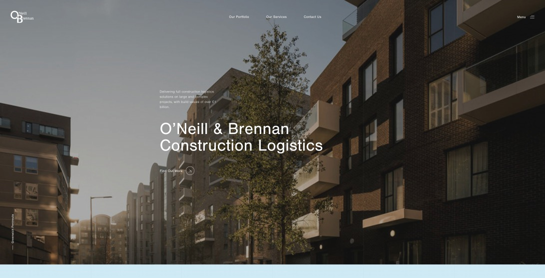 O'Neill & Brennan - Construction Logistics