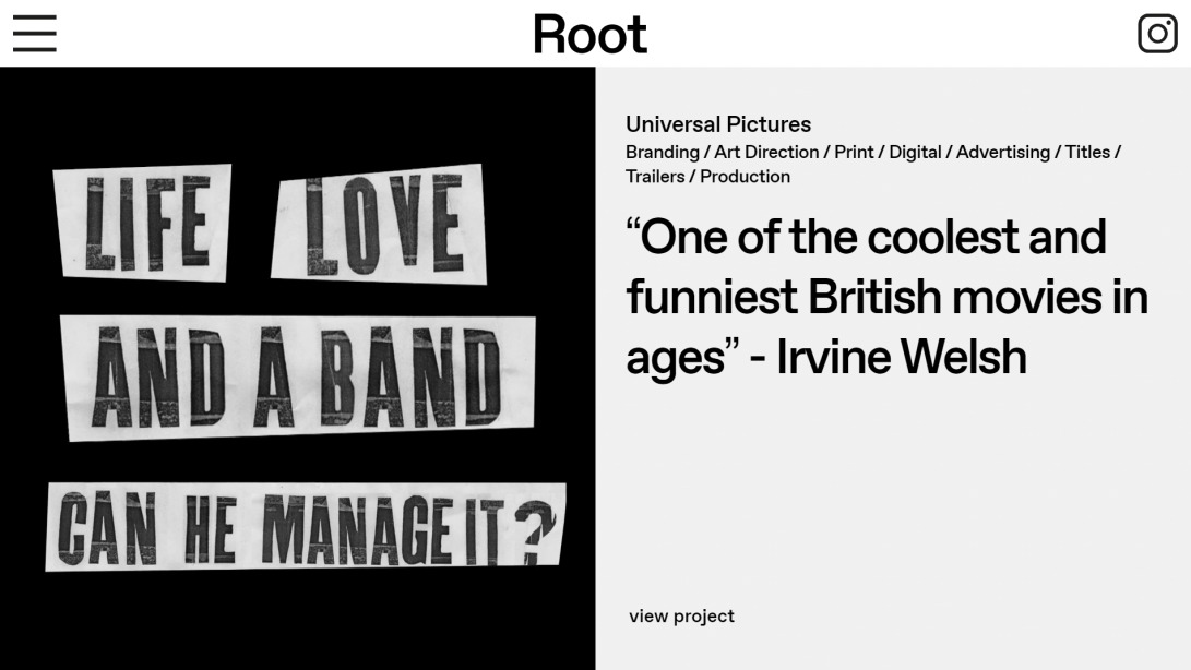 Root - Work - Root