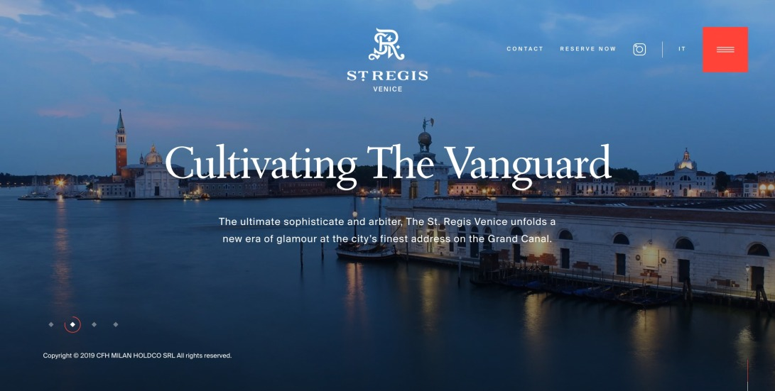 The St. Regis® Venice
