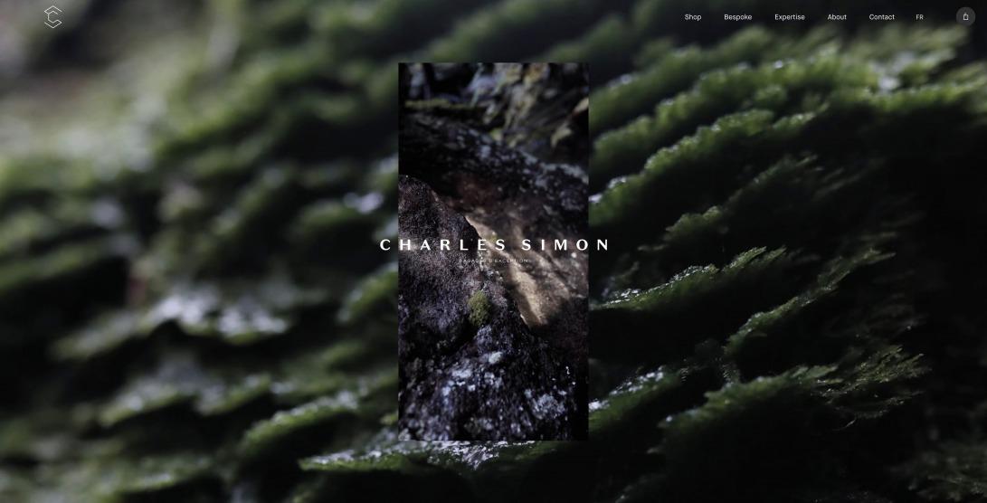 Charles Simon - Luxury luggage