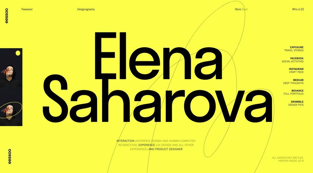 Elena Saharova ✌🏻