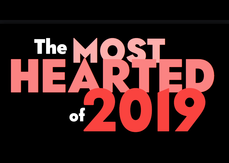Codepen.io The Most Hearted of 2019