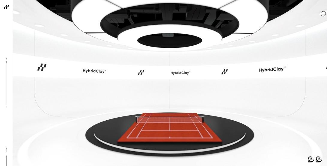 HybridClay™   Next Generation Clay Court