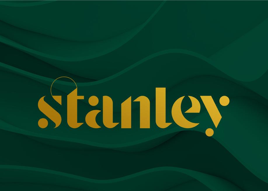 Elegant display typeface - Stanley