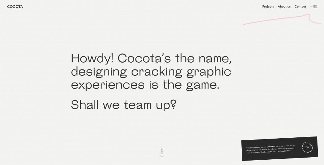 Cocota Studio - Graphic Design Studio based in Madrid