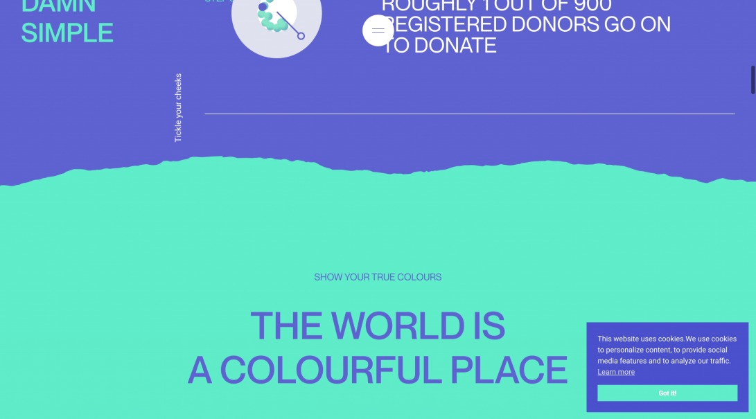 Swab The World | We're all created equal until blood cancer strikes