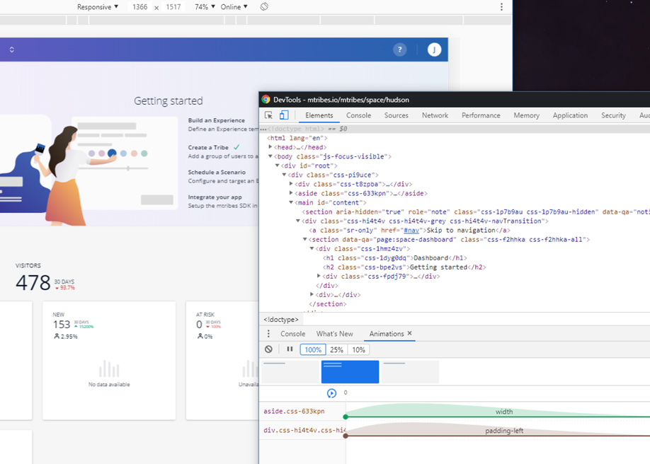 Using Chrome's dev tools for a better design review