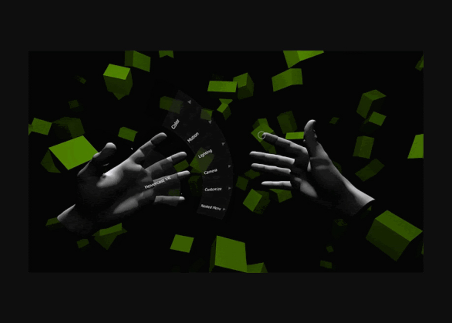 Gestural Communication in VR