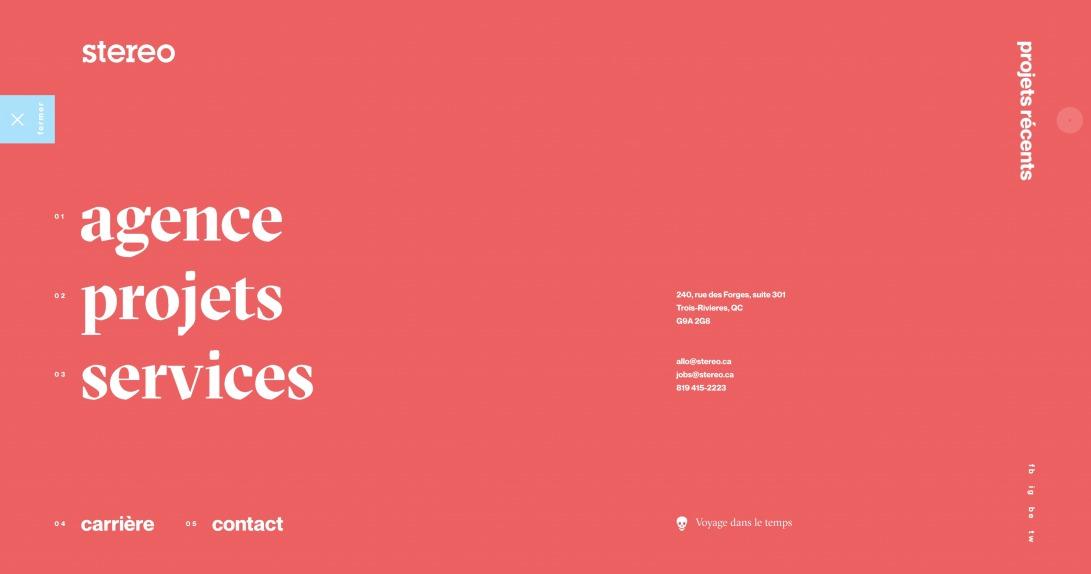 Agence de création de site Web et d'application numérique.